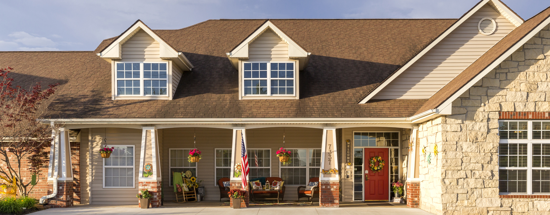 Stop by and visit us at  Bickford of Omaha - Hickory