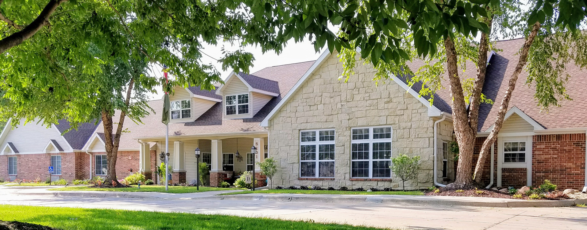 Stop by for a tour at  Bickford of Cedar Falls