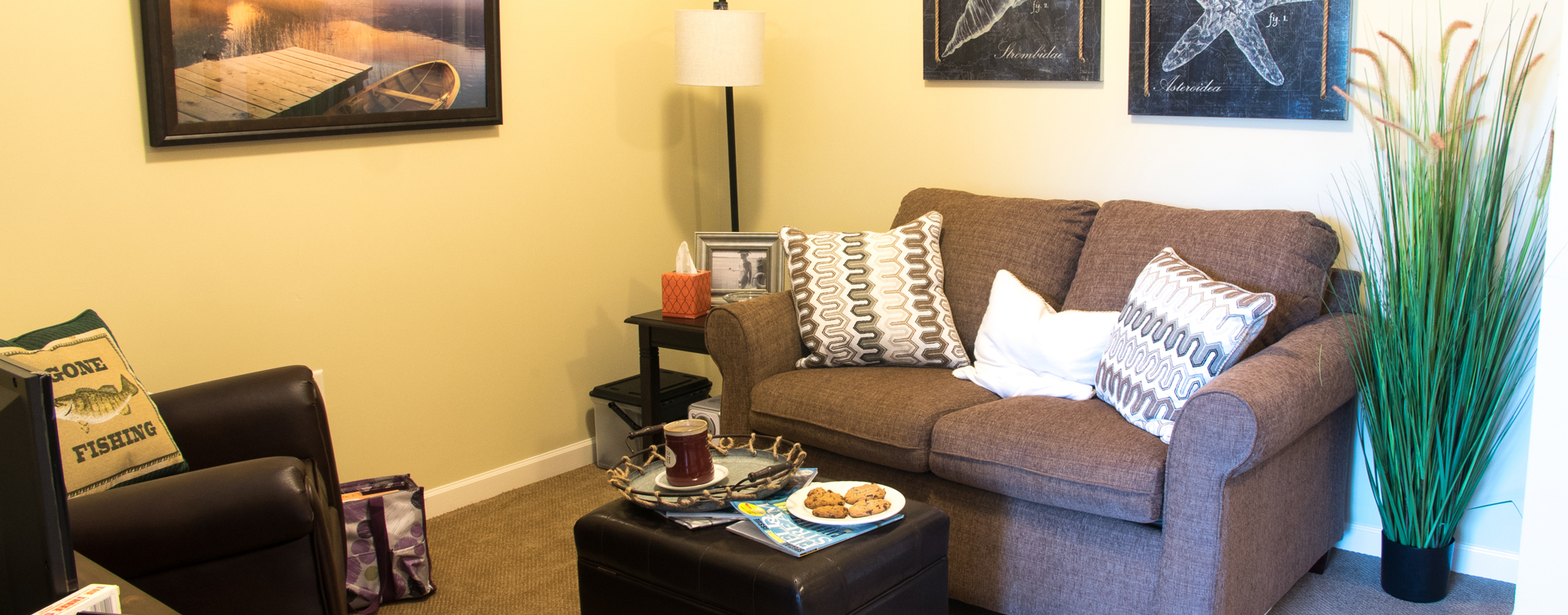 Personalize and decorate to your unique tastes an apartment at Bickford of Chesterfield