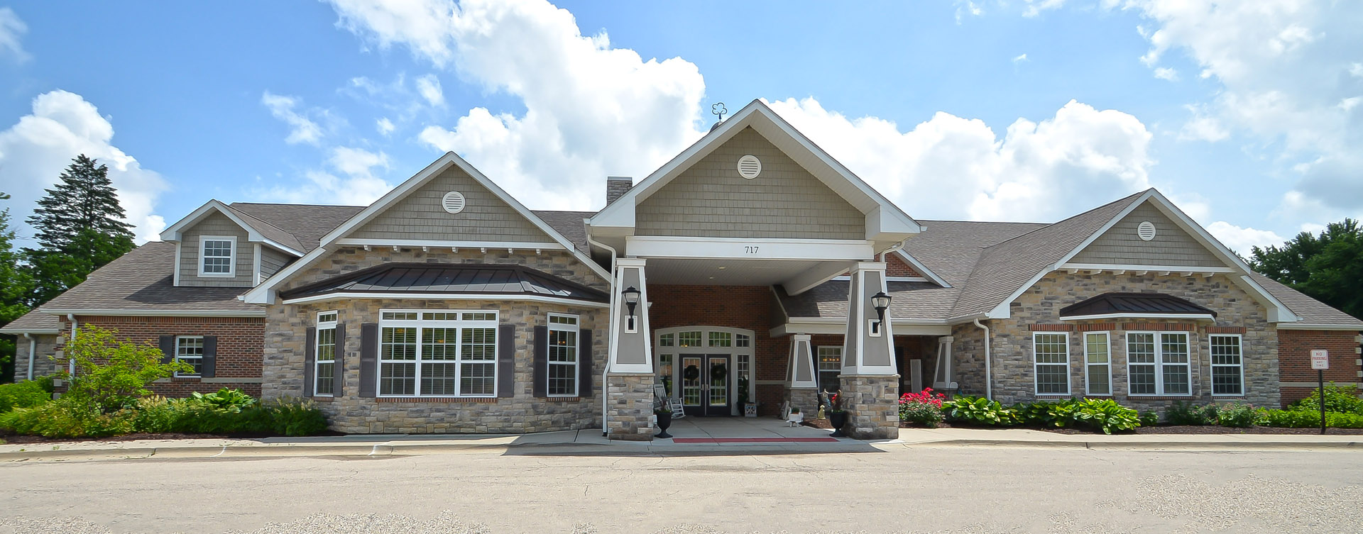 Stop by for a tour at  Bickford of Crystal Lake