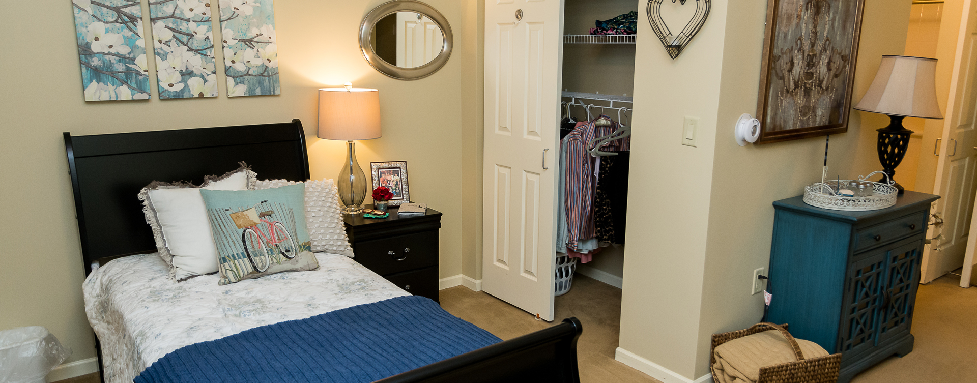 Get a new lease on life with a cozy apartment at Bickford of Oswego
