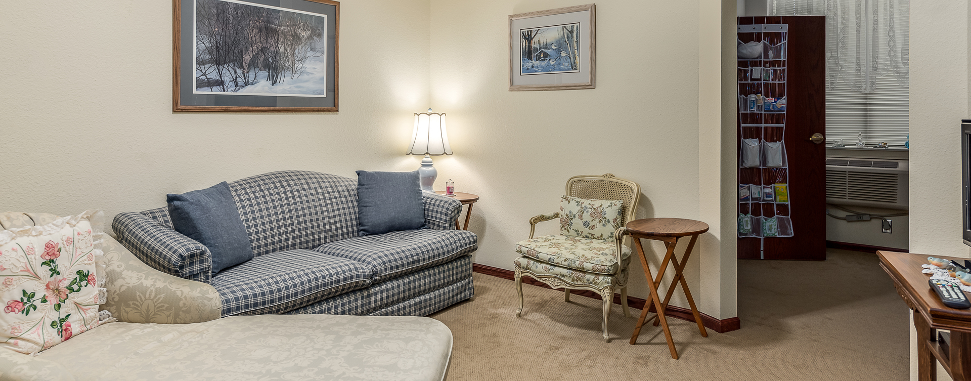 Get a new lease on life with a cozy apartment at Bickford of Saginaw Township