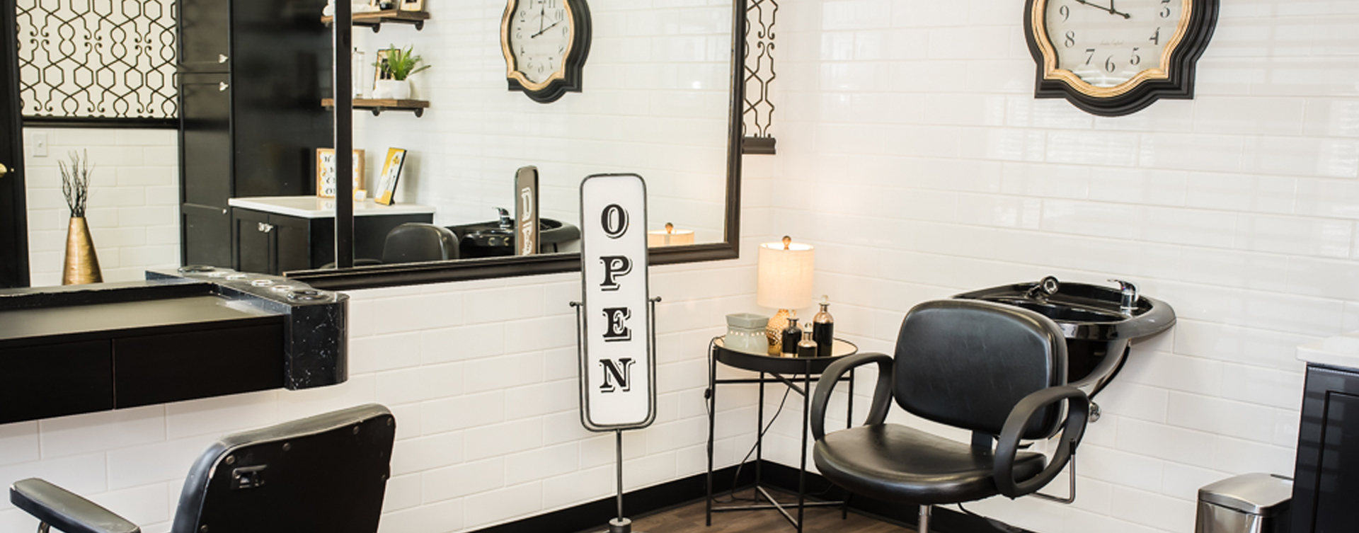 Love your own stylist? She's welcome to take care of you in the salon at Bickford of Sioux City