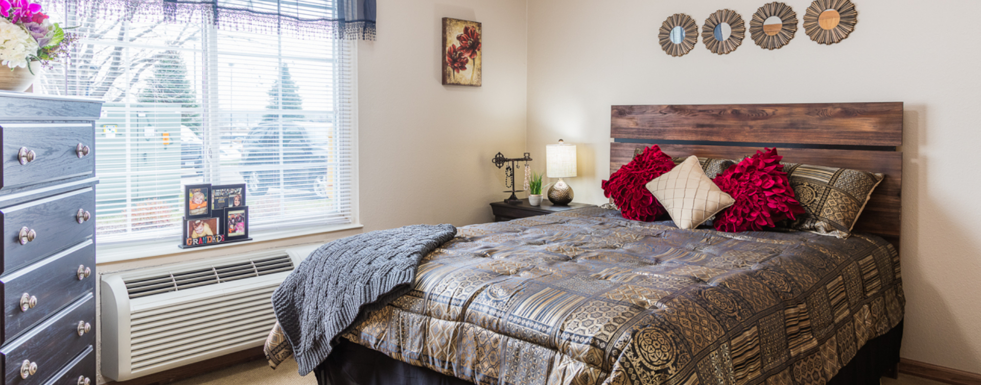 Get a new lease on life with a cozy apartment at Bickford of Sioux City