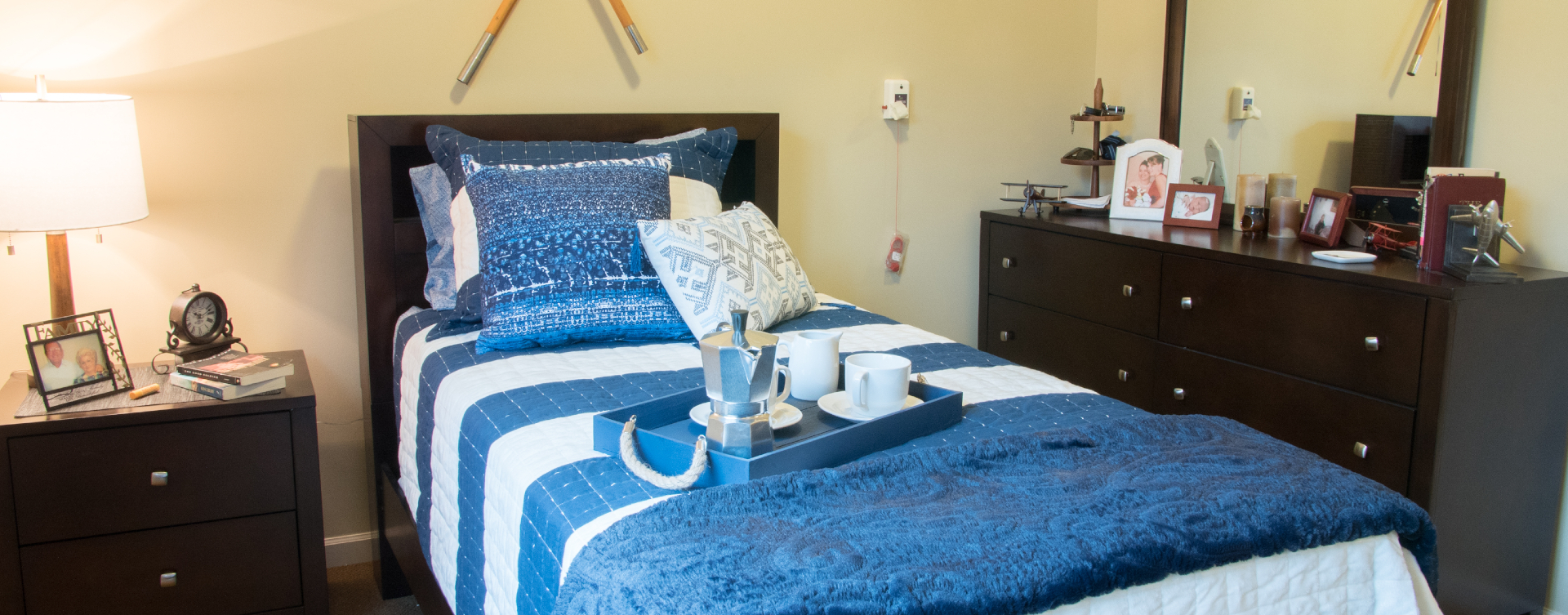 Get a new lease on life with a cozy apartment at Bickford of Spotsylvania