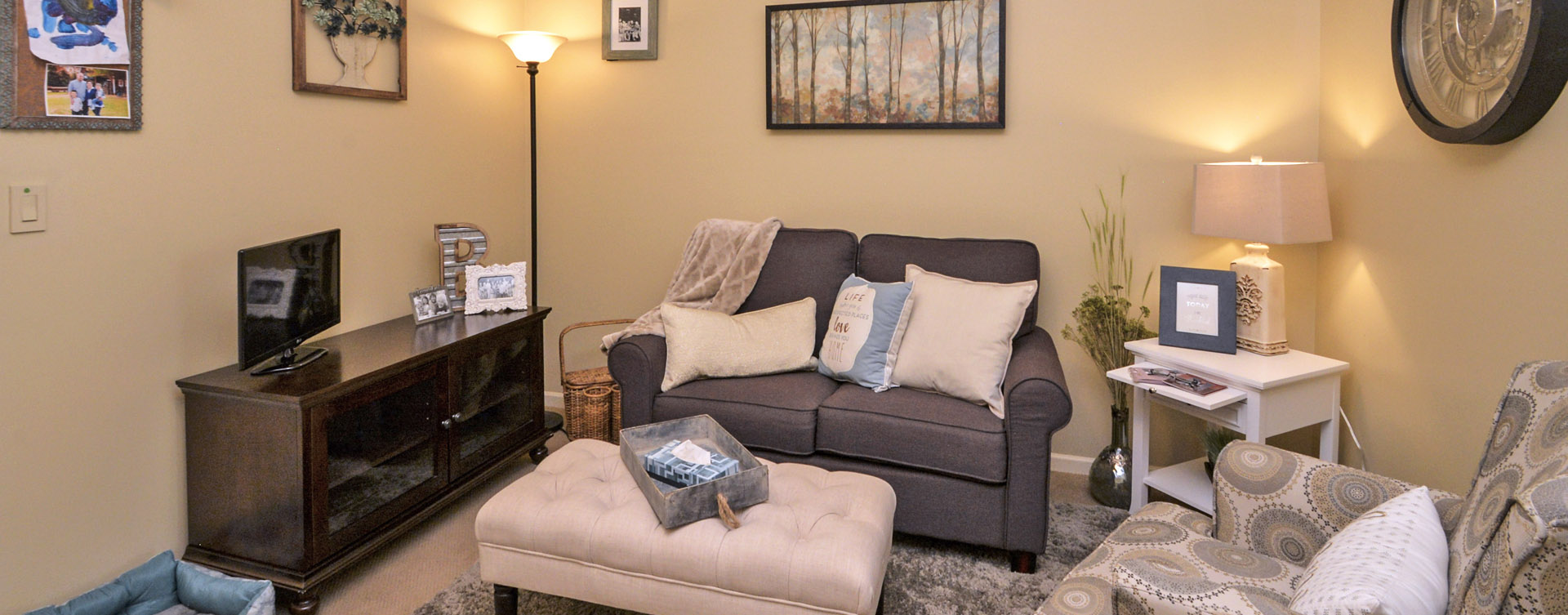 Get a new lease on life with a cozy apartment at Bickford of St. Charles