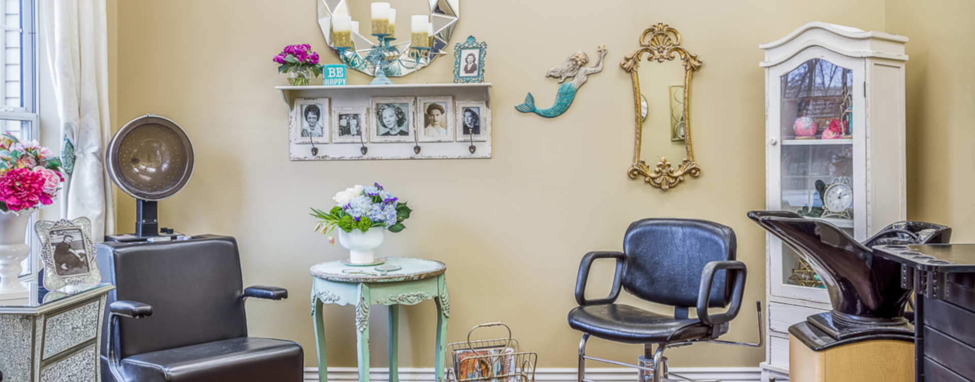 Strut on in and find out what the buzz is all about in the salon at Bickford of Urbandale
