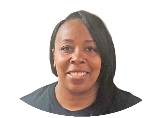 Bertina Whaley, Life Enrichment Coordinator
