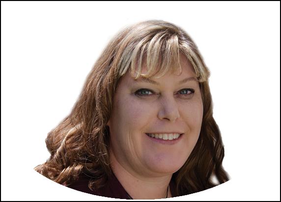 Angela Hammond, Community Relations Director