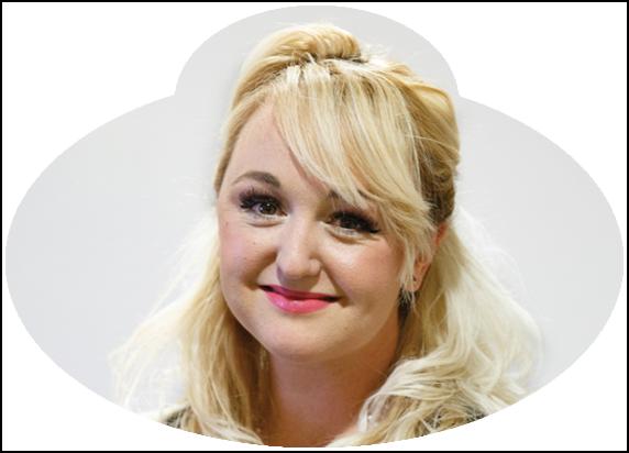 Amy O'Brien, Life Enrichment Coordinator