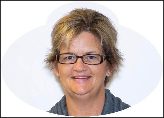 Trisha Moore, Life Enrichment Coordinator