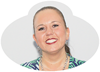 Tabitha Bock, Community Relations Director
