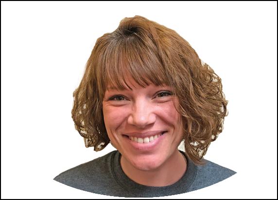 Shannon Giles, Life Enrichment Coordinator