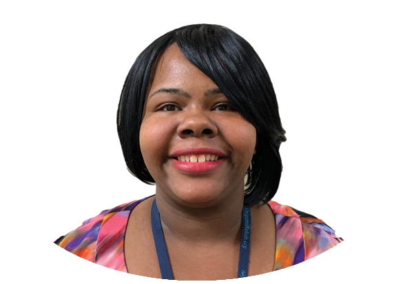 Tia Evans, Life Enrichment Coordinator