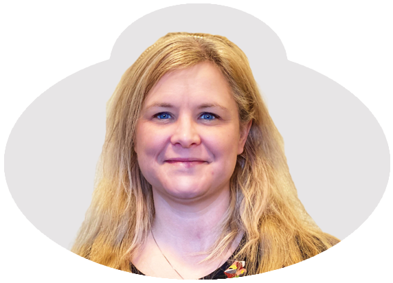 Amber Burdick, RN Coordinator