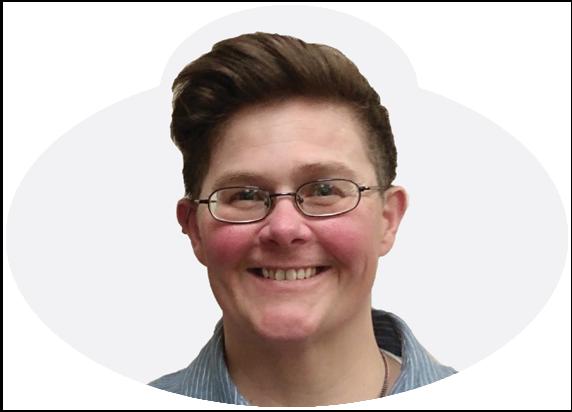 Casie Campbell, Life Enrichment Coordinator