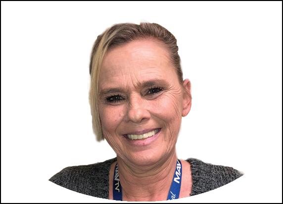 Christine Davis, Life Enrichment Coordinator