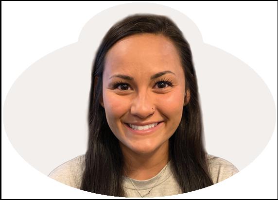 Courtney Coleman, Life Enrichment Coordinator