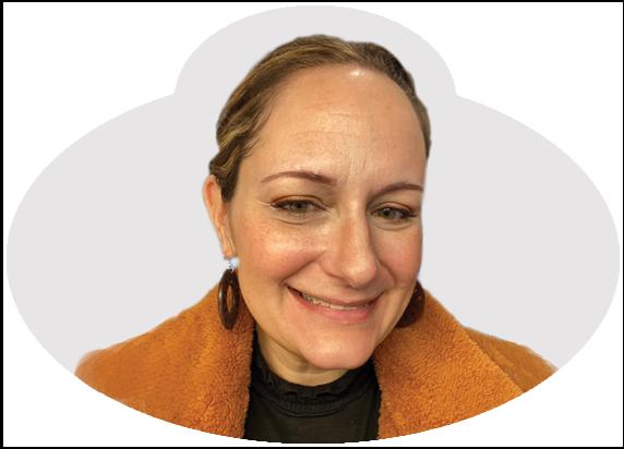 Jacqueline Latsch, Life Enrichment Coordinator