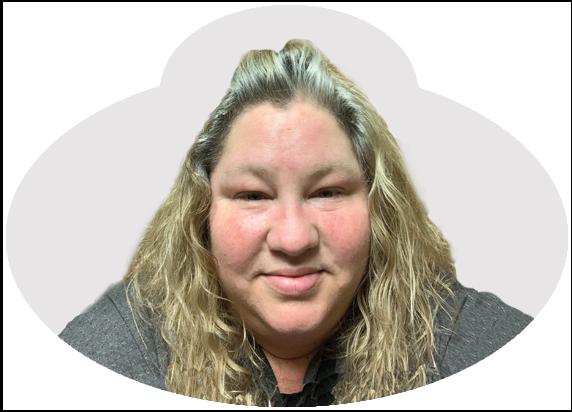 Jessica Ross, Life Enrichment Coordinator