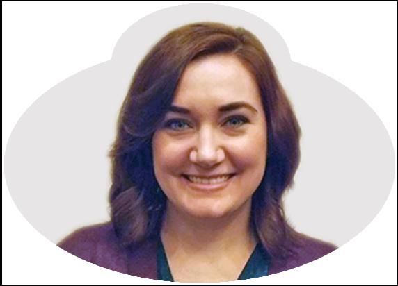 Madeline Vogel, Community Relations Director