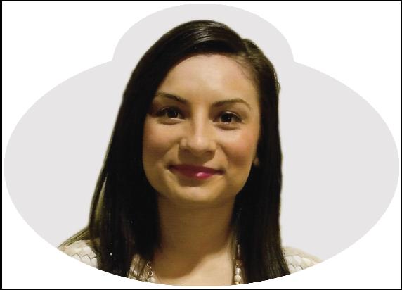 Maria Gomez, Life Enrichment Coordinator